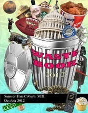 OK Senator Tom Coburn M.D. Releases Annual Report Highlighting Some of the Most Wasteful Government Spending in 2012 Tell Obama #Sequesterthis | Littlebytesnews Current Events | Scoop.it