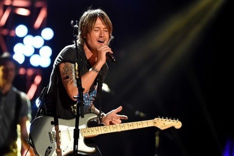 Keith Urban Offers Powerful Tribute to Orlando Victims With U2's 'One' [Watch] | Country Music Today | Scoop.it