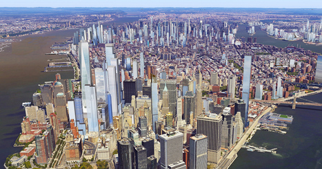 "New York's supertall towers ""DAMAGE the city fabric"" says Elizabeth Diller 