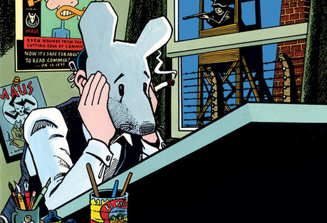 Art Spiegelman on How He Became an Underground Artist | Graphic novels in the classroom | Scoop.it