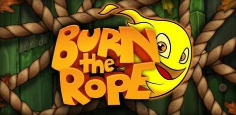 Burn the Rope - Android Market | Best of Android | Scoop.it