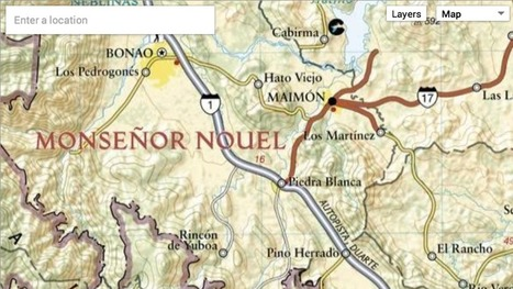 Now You Can Explore Gorgeous National Geographic Maps With Google | Engaged Learning | Scoop.it