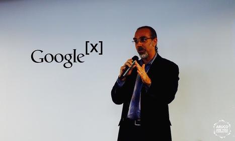 Rencontre avec Astro Teller, CEO de Google [x] le laboratoire d'innovation disruptive d'Alphabet   Aruco.com   Economie de l'innovation   Scoop.it