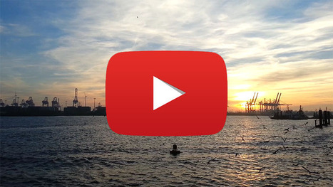 Sunset at the Port of Hamburg - Video | All things about Photography | Scoop.it