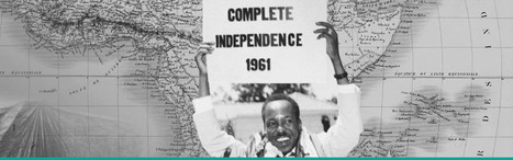Colonization and Independence in Africa | Brown University | CLIL-DNL History | Scoop.it