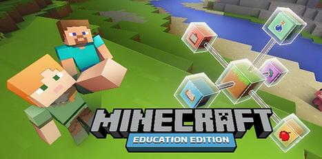 Microsoft presenta una versión de Minecraft especial para escuelas | Chaval.es | Educacion, ecologia y TIC | Scoop.it