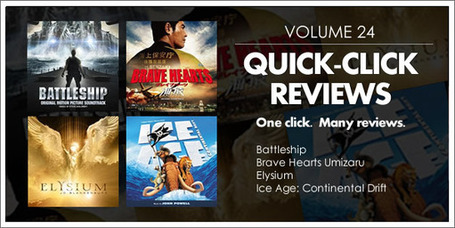 Quick-Click Reviews: Volume 24 | Tracksounds | Soundtrack | Scoop.it