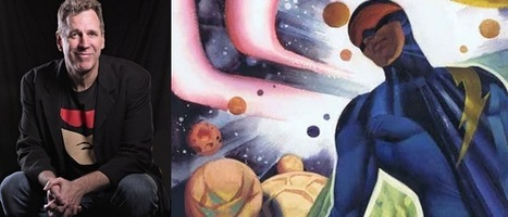 "Steve Rude on the Nexus Newspaper, Jack Kirby and much more... - TRIPWIRE | Jack ""King"" Kirby | Scoop.it"