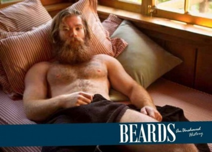 Gay Beards; The Facial Kind, Not The Companion Kind – Silent Porn Star | Sex History | Scoop.it