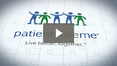 Live better, together! | PatientsLikeMe | Digital Pharma | Scoop.it