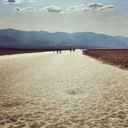 My Personal Experience of Record Breaking Extreme Heat in Death Valley - Dave's Travel Corner | Travel Experiences | Scoop.it