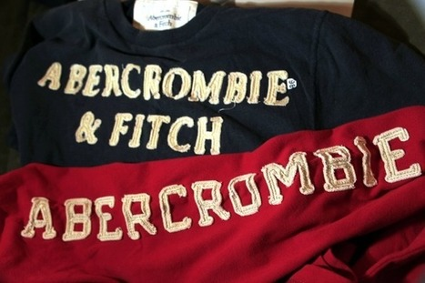In memoriam: The Abercrombie & Fitch logo, 1992 – 2014 | INTRODUCTION TO THE SOCIAL SCIENCES DIGITAL TEXTBOOK(PSYCHOLOGY-ECONOMICS-SOCIOLOGY):MIKE BUSARELLO | Scoop.it