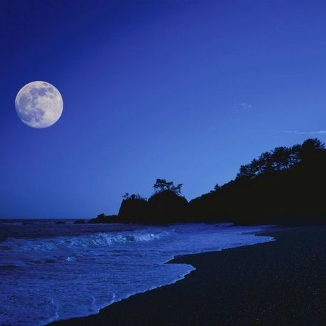 Can high tides during a full moon trigger earthquakes? | Gaia Diary | Scoop.it