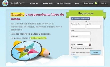 LearnBoost, para profesores, padres y alumnos, lanza su versión en español   Recull diari   Scoop.it