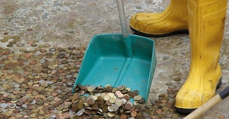 What Happens to the Coins People Toss Into Fountains? | Just real interesting | Scoop.it
