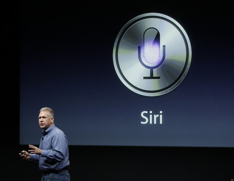 SIRI RISING: The Inside Story Of Siri's Origins -- And Why She Could Overshadow The iPhone | Really Cool Technology Stuff | Scoop.it