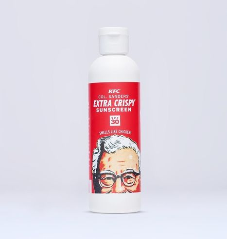 KFC just unveiled an absurd new product | Teaching Marketing | Scoop.it