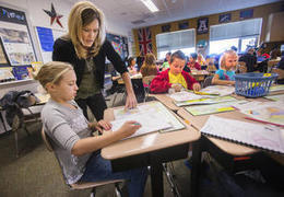 Utah's Teacher of the Year on effective education, school grades, Common Core - Deseret News | ICT in Education | Scoop.it
