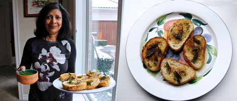 We Love Mom: Ritu Krishna's Dahi Toast | Food memoirs, history, writing, recipes, art | Scoop.it