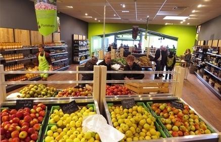 Nantes: Un supermarché de produits fermiers locaux route de Vannes | Nantes, communication point de vente, expérience magasin, événementiel entreprise, | Scoop.it