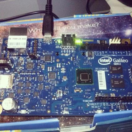Insta-Arduino | My new #intelgalileogen2 . What will i make?... | Raspberry Pi | Scoop.it