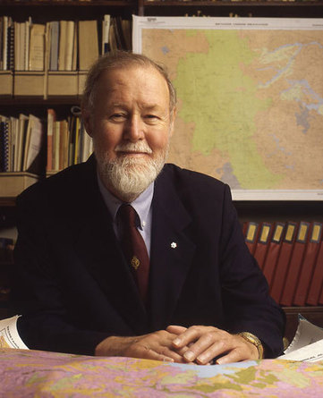 Roger Tomlinson, Father of GIS, Has Died - GIS Lounge | geoinformação | Scoop.it
