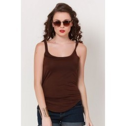 Sexy Brown Babe Cami   Online shopping for women   Scoop.it