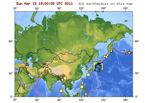 Earthquake Asia Region | Japan Tsunami | Scoop.it