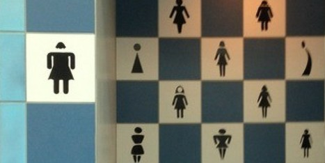 Bathroom Sign At Jacksonville International Airport Makes Us Incredibly Happy - Huffington Post | William History Class | Scoop.it
