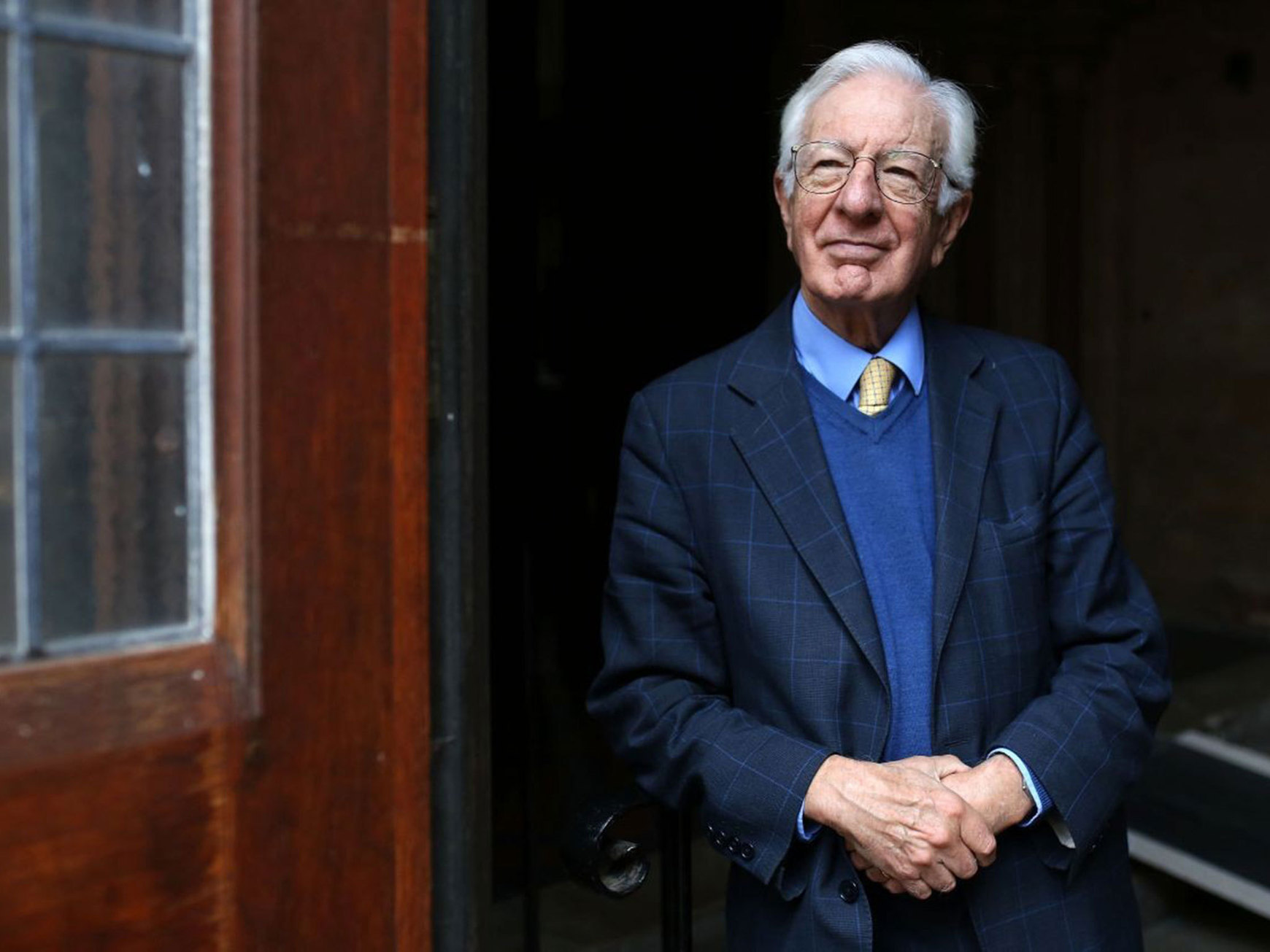 Richard Layard: 'Money is not the only thing affecting people's happiness'