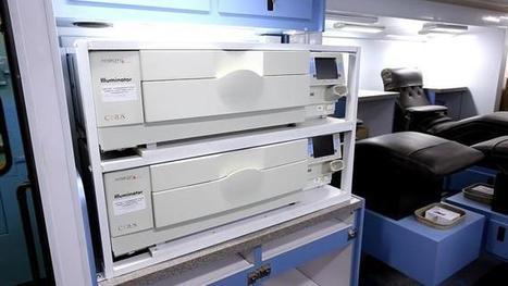 Study will test survivors' blood to treat Ebola | Virology News | Scoop.it