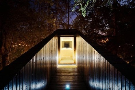 Tree Snake Houses - Portugal - TheCoolist | Nouvelles architectures | Scoop.it
