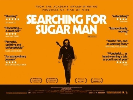 Documentary Partially Shot With iPhone 'Searching For Sugar Man' Wins Oscar | iPad Adoption | Scoop.it
