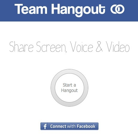 Video Conferenza Gratuita e Screen-Sharing tramite Facebook con Team Hangout | Fare Videoconferenze | Scoop.it