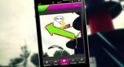 Stiktu, la réalité augmentée crayonnée | Augmented Reality Stuff For You | Scoop.it