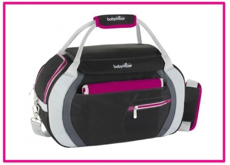 #Semainedesmamans Jour 3 : un sac à langer sport style à gagner ! | Babymoov | Scoop.it