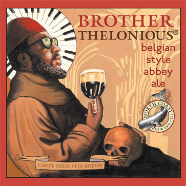 Brother Thelonious - Belgian Style Abbey Ale   Jazz Plus   Scoop.it