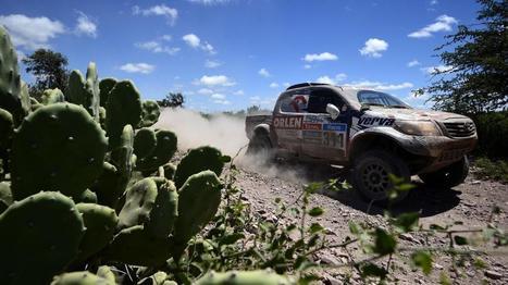 Rallye Dakar 2016 : le Pérou renonce à accueillir la course en raison du phénomène météo El Nino | Communication in  the digital era | Scoop.it