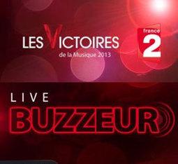 France 2 place les Victoires de la Musique sous le signe des réseaux sociaux via L'Oberservatoire des Smart TV | Musique sociale | Scoop.it
