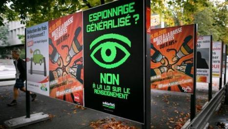 Suisse: un «oui» massif à la surveillance électronique par les services secrets  - Europe - RFI | Renseignements Stratégiques, Investigations & Intelligence Economique | Scoop.it
