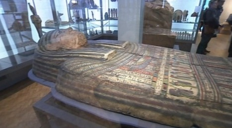 Ancient Worlds: Mummy exhibition in Manchester | Égypt-actus | Scoop.it