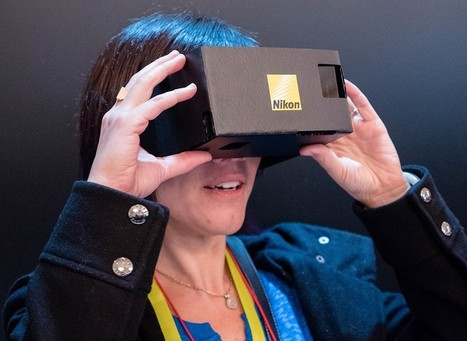 Virtual Reality: It's not just for gamers anymore | Communication design | Scoop.it