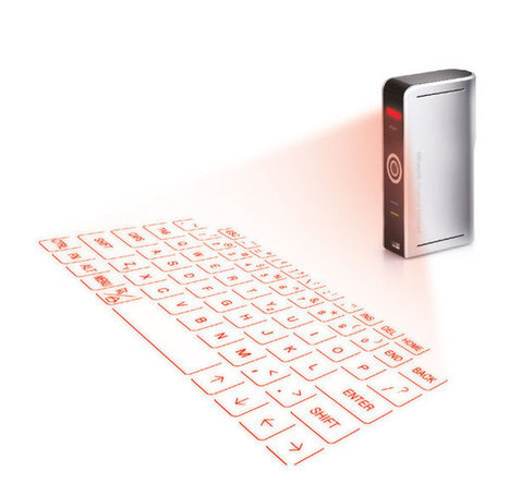 Epic Projection Keyboard and Mouse | Technology | Scoop.it