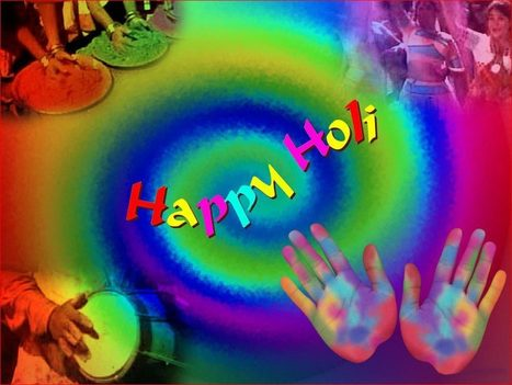 Happy Holi (2013) SMS | Holi Messages | Entertainment and Special Days | Scoop.it