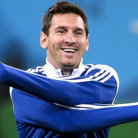 Messi siert hoes nieuwe FIFA-game - Telegraaf.nl | Gaming | Scoop.it