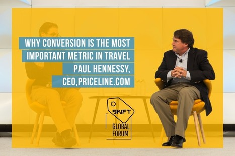 Video: Priceline.com CEO on the Most Important Booking Metric | Travel Tech and Innovation | Scoop.it
