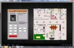 Rafael Sanzol: Casa domotica controlada por Arduino (Por: Diego Romano)-Aula Profesional | Développement, domotique, électronique et geekerie | Scoop.it