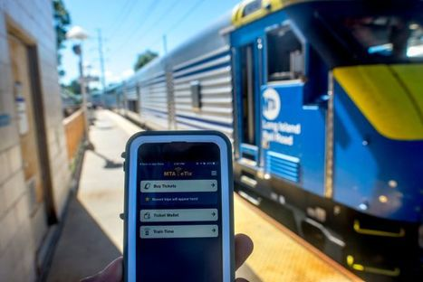 You can now buy your Metro-North, LIRR ticket using Apple Pay | News and Insights for Better Banking | Scoop.it