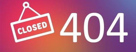 Интернет-маркетинг на странице 404 | Aleksandr | Scoop.it