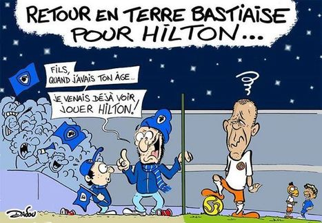 Le retour d'Hilton | Dessinateurs de presse | Scoop.it